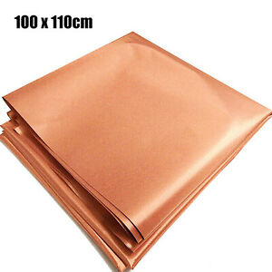 1PCS Signal Blocking Material Anti-radiation RFID RF/EMI/EMF/LF Shielding/Fabric