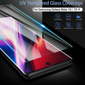 Curved Full Cover Tempered Glass Screen Protector for Samsung Galaxy A40 A70 S !