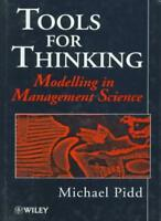 Tools for Thinking: Modelling in Management Science By Michael  .9780471964551
