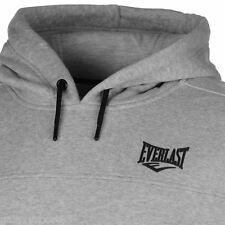 Sweat-shirt Everlast Homme À capuche Doublure Polaire douce Noir 2xl