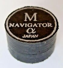 Navigator Black Alpha Medium Premium Japanese Cue Tip