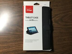 Verizon LG GPad X8.3 Tablet Case NIP