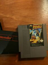 BACK TO THE FUTURE NES Nintendo Acceptable