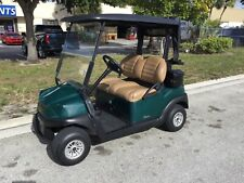 2019 Club car TEMPO Precedent 2 Passenger seat Golf Cart 48 volt 48v FAST SPEED
