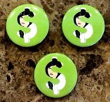 PHOEBE RYAN | KID INK Dollar Bill Ltd Ed 3 Pins +FREE Pop Hip-Hop Dance Stickers