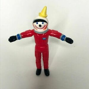 JACK IN THE BOX Kids Meal Bendable Astronaut Figure Collectible