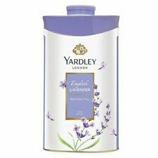 Yardley London Perfumed Talc English Lavender Talcum Powder - Free Shipping