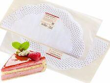Tortenspitze Weiß in Korb Dekor rund 36 cm, 6 Stück/Packung Lebensmittel Papier
