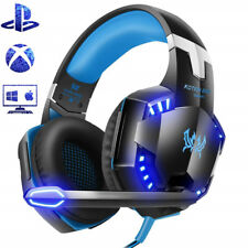 3.5mm Gaming Headset MIC LED Headphones V3B for PC Mac Laptop PS4 Slim Xbox One