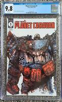 Planet Caravan #1 CGC 9.8 Scout Comics 2019