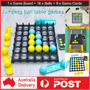 Bounce Off Game Activate Ball Game Kids Family Party Desktop Bouncing Toys Xmas
