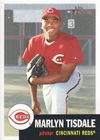 2002 Topps Heritage Baseball Base Singles #125-249 (Pick Your Cards