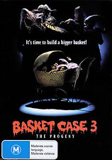 Basket Case 3 - The Progeny (DVD, 2005) It's time to build a bigger basket!