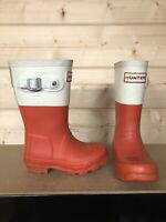 kids Hunter wellies Boots SIZE 7