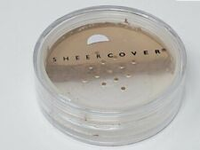 Sheer Cover Mineral Foundation 4g - Almond - Rare And Discontinued,New And Seald