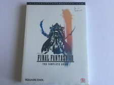 Official Final Fantasy XII Video Game Strategy Guide - Brand New & Sealed