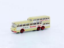 Lemke Minis LC3908 Büssing 1 1/2 Decker Doornkaat Bus 1:160 N Neu