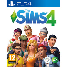 THE SIMS 4 PS4 UK