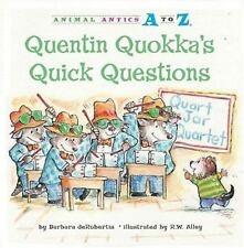 quentin quokka's s quick questions (animal antics a to z) - exlibrary