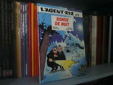 L'AGENT 212, n°6 : Ronde de Nuit - Kox & Cauvin - BD - Jeunesse - Humour