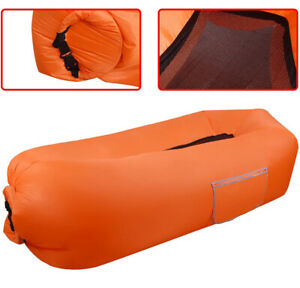 WaterProof Inflatable Lounger Air Sofa for Backyard Lakeside Beach Traveling