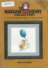 Party Animal in Counted Cross Stitch The Margaret Sherry Collection MSPA668