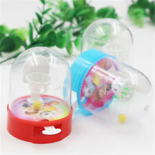 Plastic Mini Finger Ball Hand Basketball Hoop Shooting Puzzle toy For Kid GiftEP