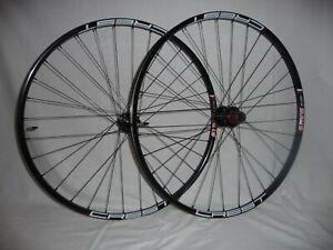 "Stans Crest Mk3 650b/27.5"" Neo hub factory gravel/XC wheels. RRP £520"