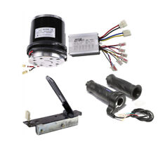 800w 36v Electric Scooter Go Kart ATV Motor Speed Controller Foot Pedal Throttle