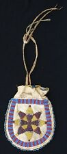 1890's Sioux Beaded Bag