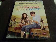 """DVD NEUF """"DES SAUMONS DANS LE DESERT"""" Ewan McGREGOR, Emily BLUNT, Kristin SCOTT"""