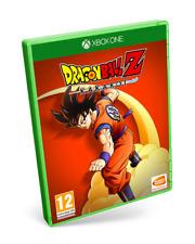 Dragon Ball Z Kakarot XBOX ONE  Pal España Nuevo Precintado castellano