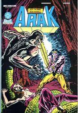 ARAK 3  EDITIONS AREDIT 1986 SUPERBE