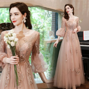 Noble Evening Formal Party Cocktail Ball Gown Prom Host  Acting Dress TSJY17807