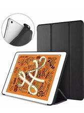 DTTO iPad Mini 5th Generation 2019 Case, [Gentle Series] Smart Cover Trifo Black