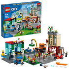 LEGO City Town Center 60292 Building Kit (790 Pieces) - BRAND NEW CONDITION