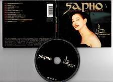 "SAPHO ""Orients"" (CD Digipack) 2003"