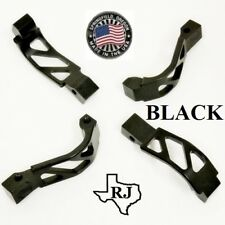 OVERSIZED Trigger Guard Anodized BLACK MADE IN USA 223/5.56/308 Winter Glove