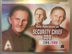 Quotable Star Trek DS9 - Rittenhouse - Starfleet's Finest - F5 Odo - #386/399