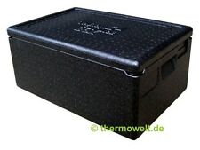 Profi Thermobox Thermobehälter 1/1 GN 217mm Nutzhöhe, Thermobox 1 1 GN