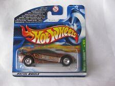 Hot Wheels 2001 Treasure T-Hunt 10/12 Pontiac Rageous Sealed In Short Card