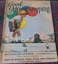 Good Housekeeping July 1938/Donald Duck