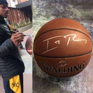 GFA Boston Celtics Star ISIAH THOMAS Signed Basketball PROOF COA