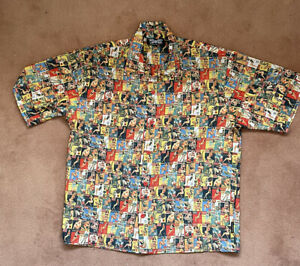 Cover Girls  Shirt Size XL By Dragonfly