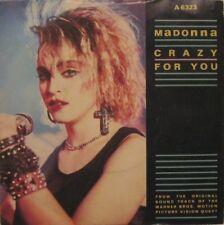 Madonna Single Music Records