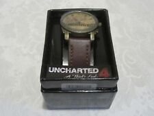 Accutime Corp Playstation Uncharted 4 Thief's End Gamestop Exclusive Watch