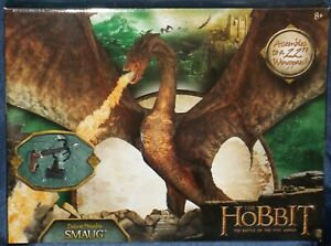 """Hobbit Deluxe Poseable Smaug 22"""" Wingspan Bard The Bowmen is missing!  SEE BELOW"""