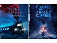 Murder On The Orient Express - Blu-ray Steelbook Full Slip, Lenticular kimchiDVD