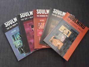 Soulwind Vol 1 2 3 4 5 (TPB set lot Oni Press) C Scott Morse