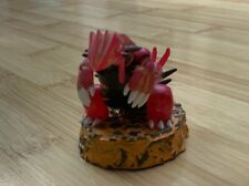 RARE Authentic OFFICIAL POKEMON Groudon Figurine - Omega Red